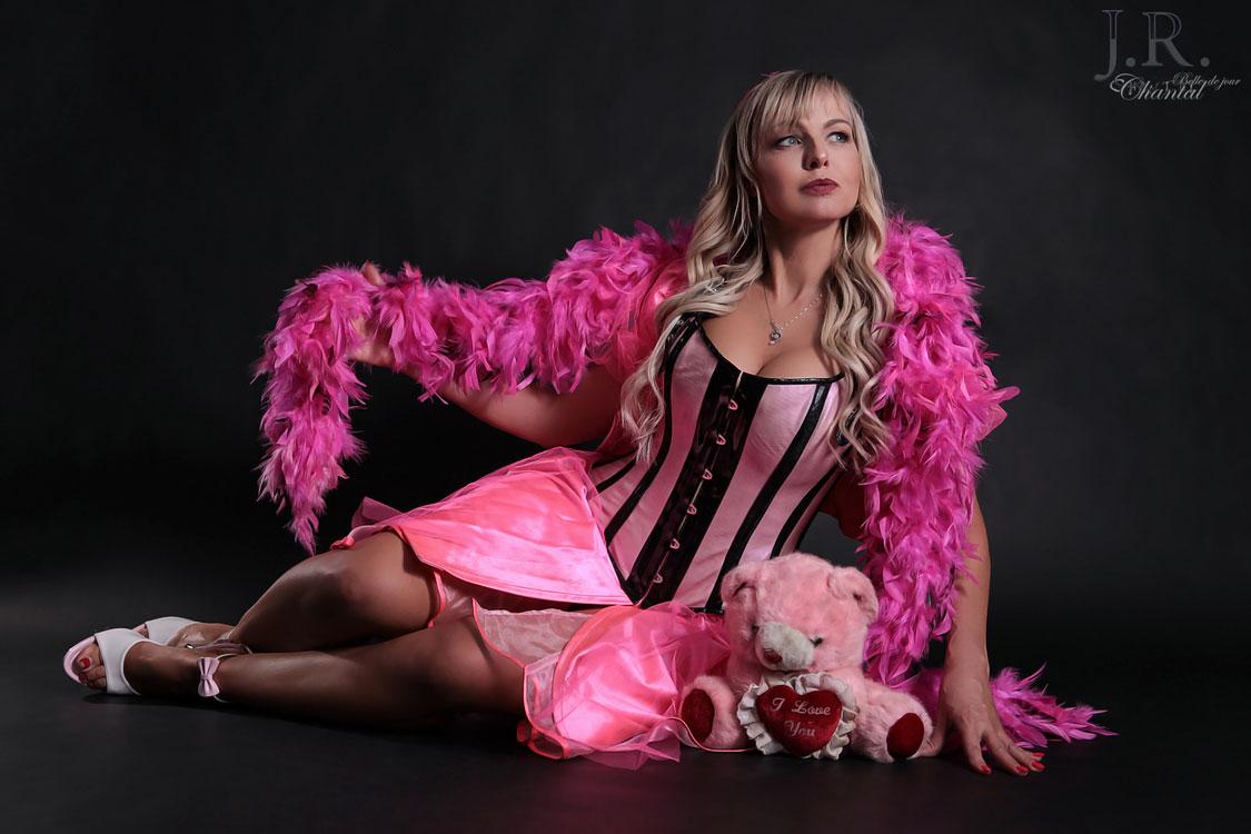 Stripperin als Barbie Girl buchen
