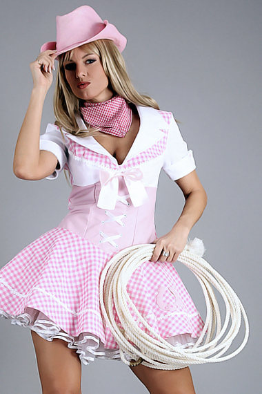 Stripperin als Country Girl buchen - Chantal-Strip.com